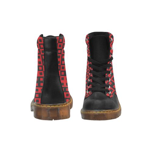 12dr Apache Round Toe Men's Winter Boots (Model 1402)