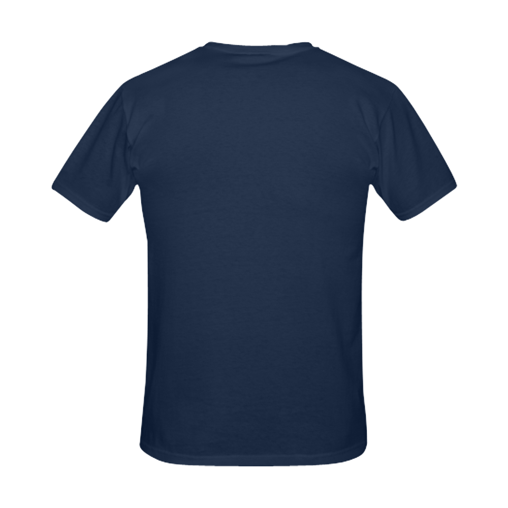 Intanjibles (alt) Logo Men's T-Shirt in USA Size (Front Printing Only)