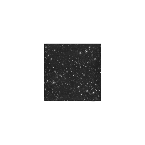 "Stars in the Universe Square Towel 13""x13"""