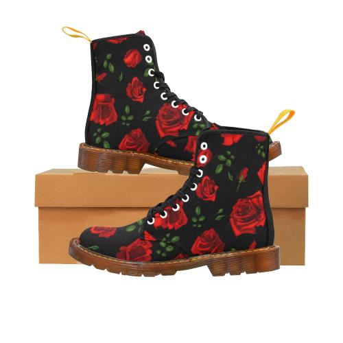 Arte&Stile Martin Boots For Women Model 1203H