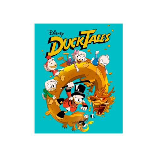 """DuckTales Poster 16""""x20"""""""