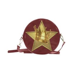 Crown Star BagSling Round Sling Bag (Model 1647)