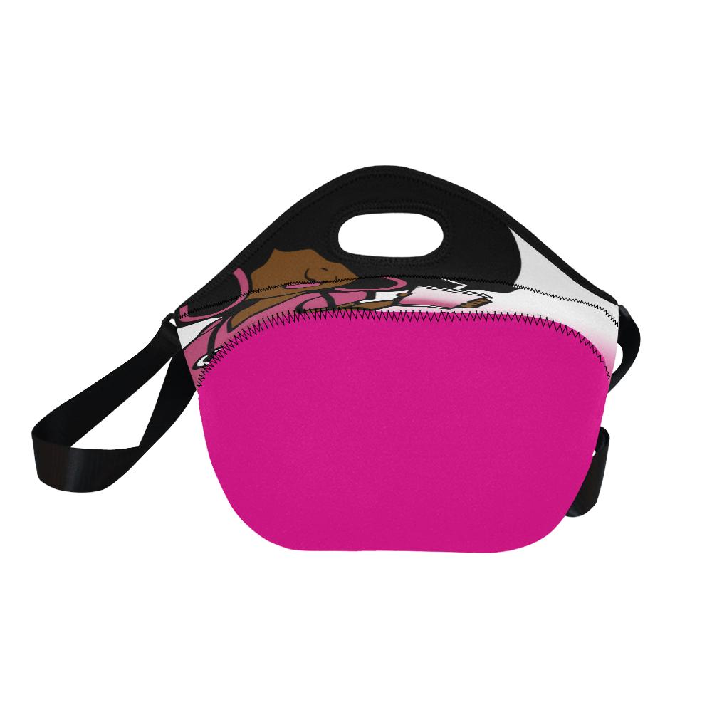 SCRUB LIFE LUNCH BAG Neoprene Lunch Bag/Large (Model 1669)