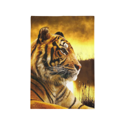Tiger and Sunset Multifunctional Dust-Proof Headwear