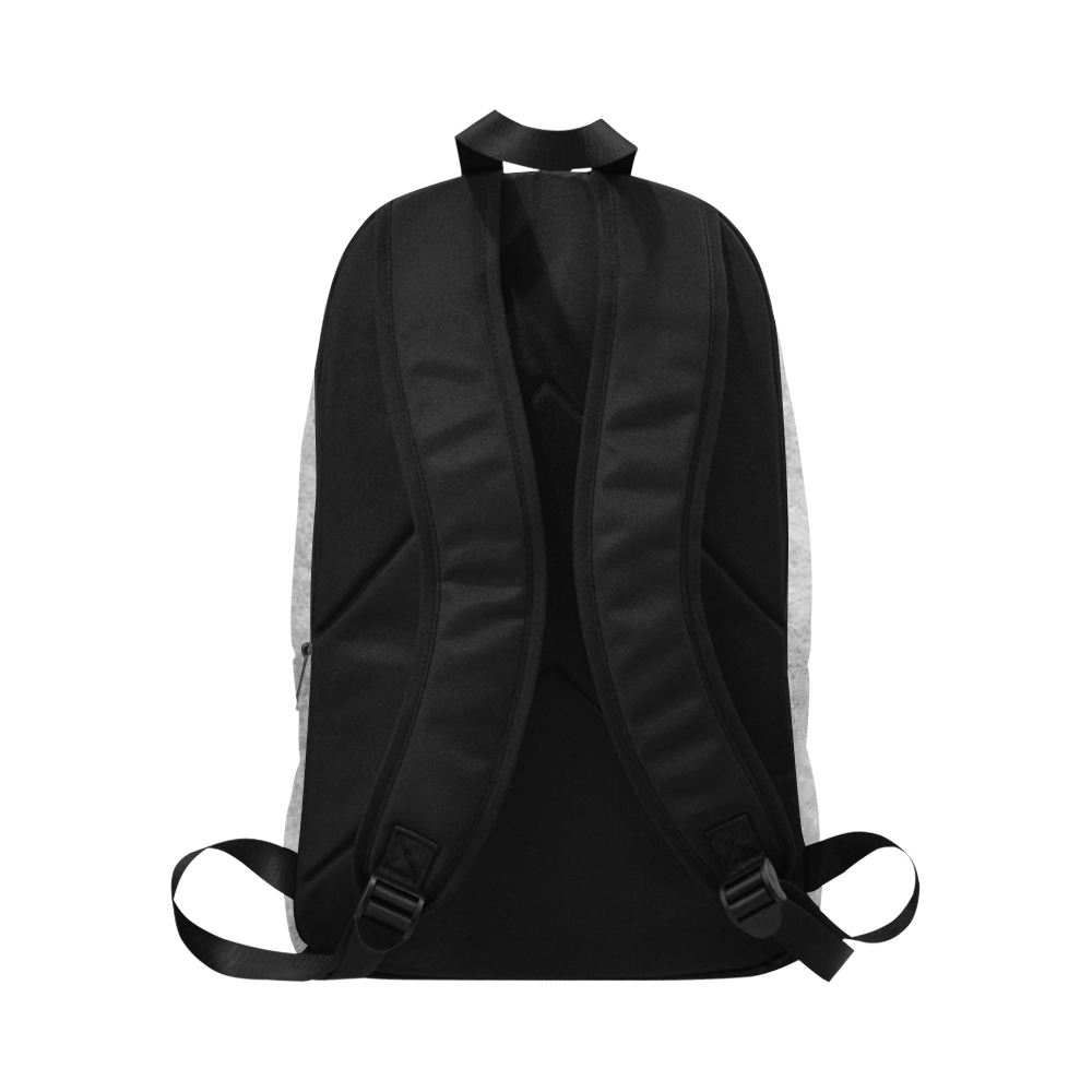 concrete lrg Fabric Backpack for Adult (Model 1659)