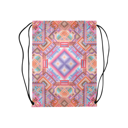 "Researcher Medium Drawstring Bag Model 1604 (Twin Sides) 13.8""(W) * 18.1""(H)"