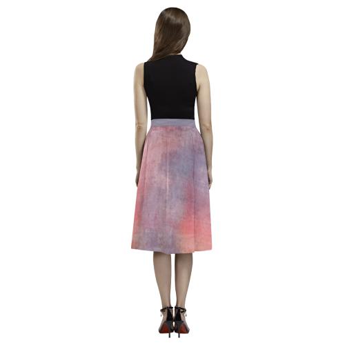 Noontide Aoede Crepe Skirt (Model D16)