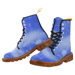 Blue Clouds Martin Boots For Men Model 1203H