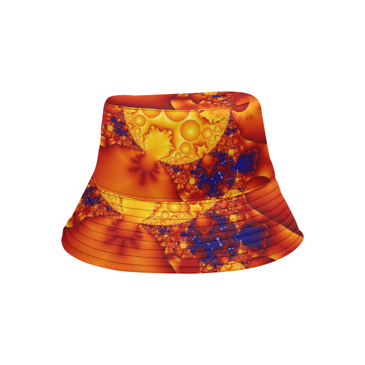 Planetary Fire All Over Print Bucket Hat
