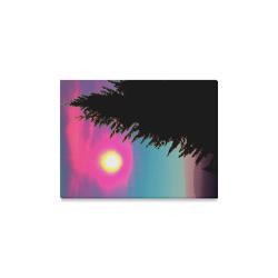 "Pastel Sunset Canvas Print 16""x12"""