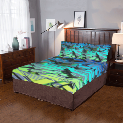 Graphic art 3-Piece Bedding Set