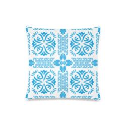 "greek ornament Custom Zippered Pillow Case 20""x20""(Twin Sides)"