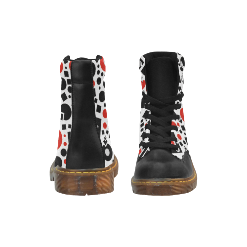 15rb Apache Round Toe Women's Winter Boots (Model 1402)