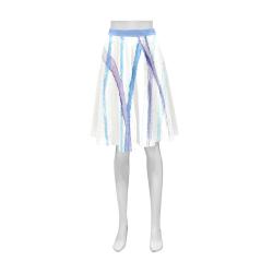 Lines Athena Women's Short Skirt (Model D15)