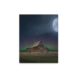 "Moonlit Country Dream Canvas Print 16""x20"""