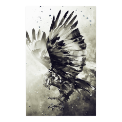 "Eagle Poster 23""x36"""