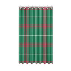"Welsh National Tartan Window Curtain 50"" x 84""(One Piece)"