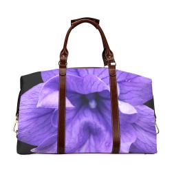 Balloon Flower Classic Travel Bag (Model 1643) Remake