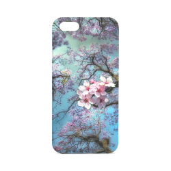 Cherry blossomL Hard Case for iPhone 5/5s