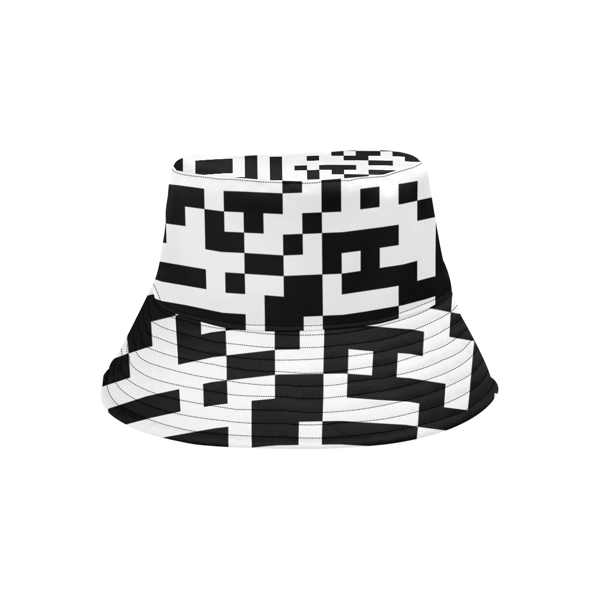ABSTRACT LADYLIKE All Over Print Bucket Hat