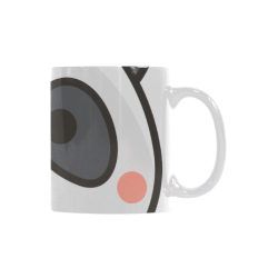 white MUG PANDA White Mug(11OZ)
