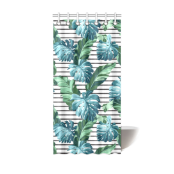"leaves Shower Curtain 36""x72"""