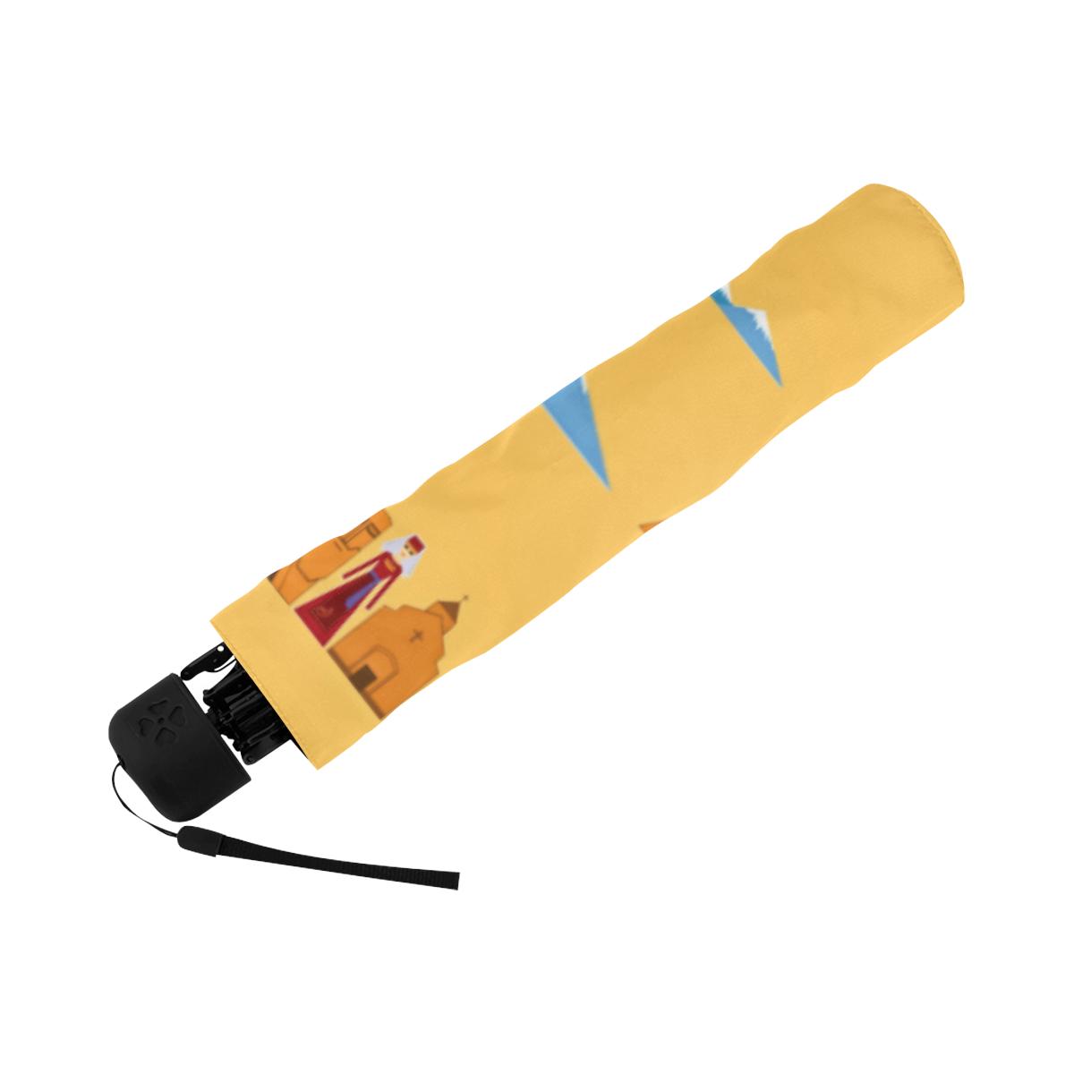 Armenia  Հայաստան Anti-UV Foldable Umbrella (U08)