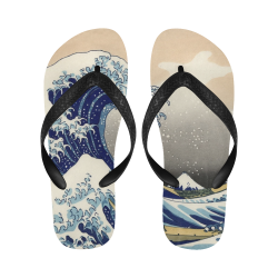 Wave Flip Flops for Men/Women (Model 040)