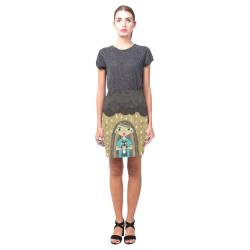 We Love Rain Nemesis Skirt (Model D02)