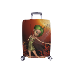 """Cute little fairy Luggage Cover/Small 18""""-21"""""""
