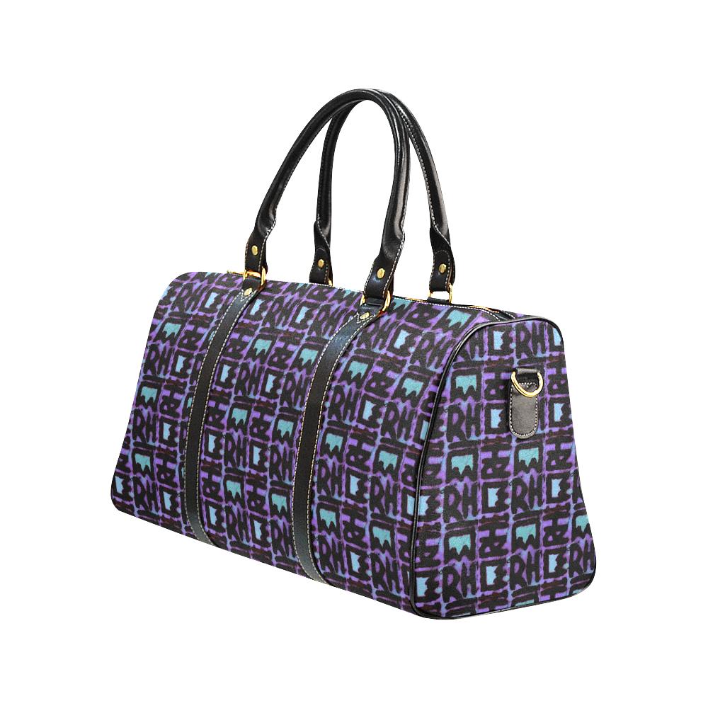 Malisha New Waterproof Travel Bag/Small (Model 1639)