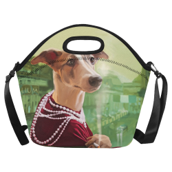 Coco Chanel Neoprene Lunch Bag/Large (Model 1669)
