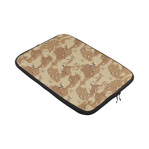 Vintage Desert Brown Camouflage Macbook Pro 15''