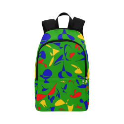 zappwaits 0f Fabric Backpack for Adult (Model 1659)